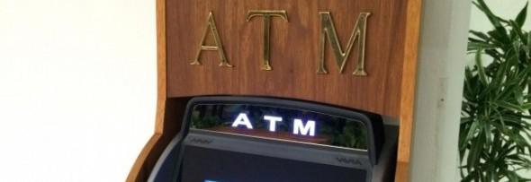 銀行口座の作成